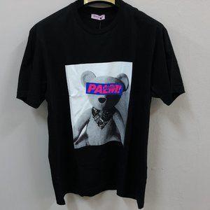 Palm Angels Censored Bear Pattern NWT T-Shirt